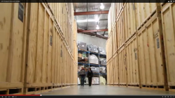 Warehouse Storage Perth, Internal storage offering the best protection for storage goods for personal storage, business storage, commercial storage, document storage and managed storage.