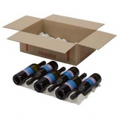 Wine Box with Inserts
