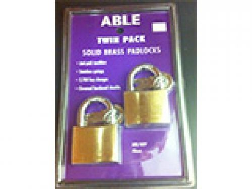 Lock - Twin Pack
