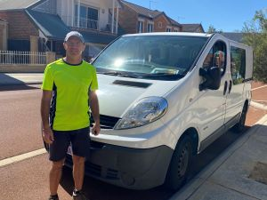 Gianluca Small Mover Perth