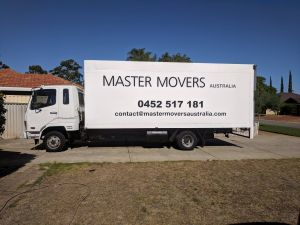 Master Movers  recommended by AAA Storage & Removals Wembley